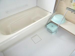 二重断熱で暖かなお風呂へリフォーム