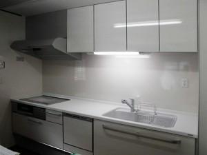 ビルトインタイプ食洗機付きのキッチンリフォーム
