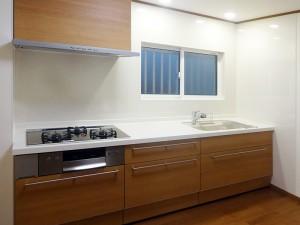 暖かくきれいなキッチン空間に!断熱水回りリフォーム
