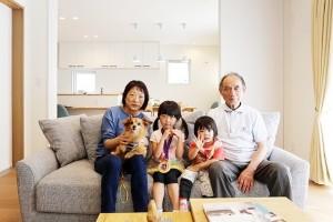 家族構成の変化に伴うデザインリフォーム