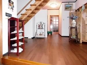 天井・床・壁の張替と階段に手すりを設置して暮らしやすく!