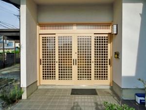玄関ドアを一新してより使いやすく!玄関リフォーム
