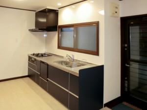 キッチンを取替えてお料理が楽しくなる空間づくり!キッチンリフォーム