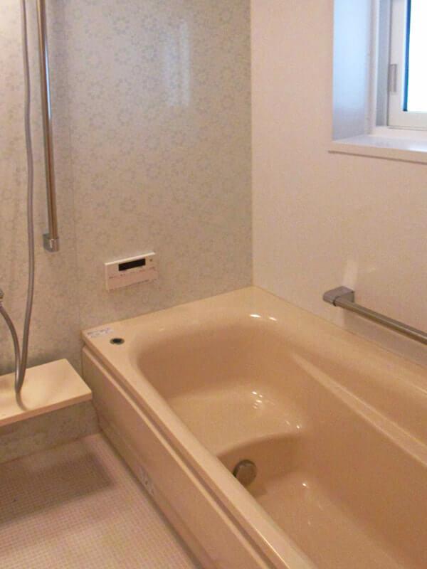 タイル浴室をシステムバスに交換して使いやすく!お風呂リフォーム