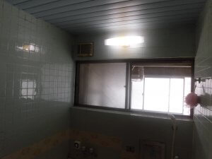 浴室全景②【施工前】