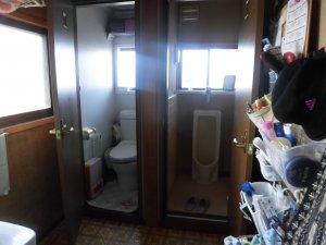 トイレ【施工前】